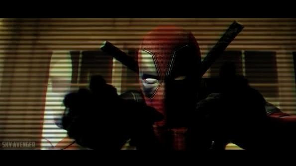 Deadpool 2 - Deadpool kill Baby Hitler - Censured After Credits Scene