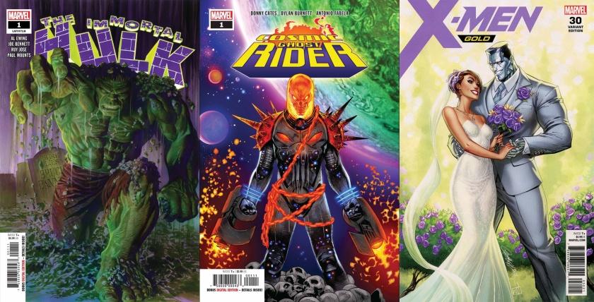 Destaques do Porco-Aranha #11 - Hulk, Motoqueiro Fantasma e X-Men
