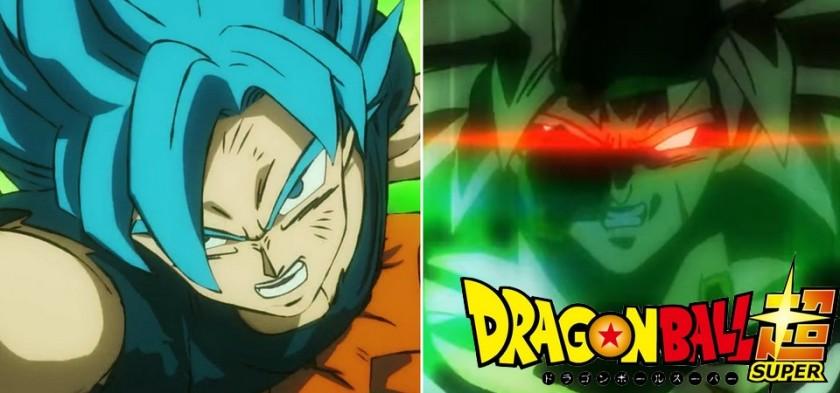 Dragon Ball Super Broly - Toei irá lançar filme internacional bem rápido