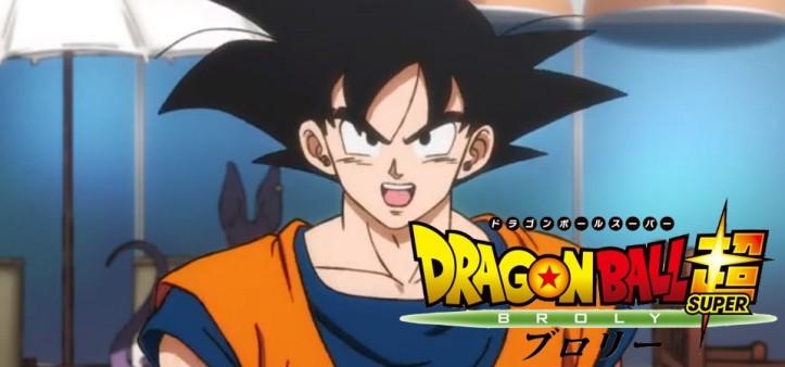 Dragon Ball Super - Broly - Trailer Dublado