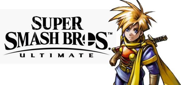 Isaac de Golden Sun pode ser anunciado para Super Smash Bros Ultimate