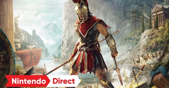 Assassin´s Creed Odyssey: Cloud Version