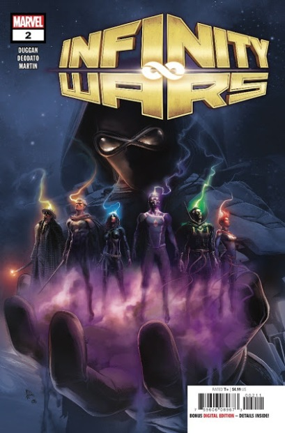 Guerras Infinitas #2 (2018)