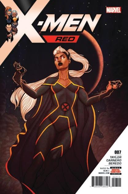 X-Men Vermelhos #7 (2018)