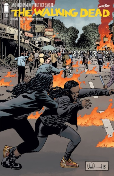 The Walking Dead #183 (2018)