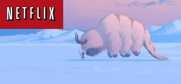Avatar - A Lenda de Aang vai virar série live action na Netflix