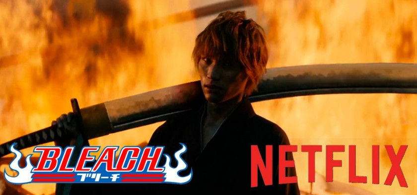 Bleach - Live Action - Trailer Dublado