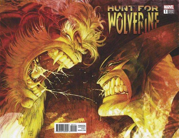 Caçada pelo Wolverine - Capa Dupla Remasterizada (2018)