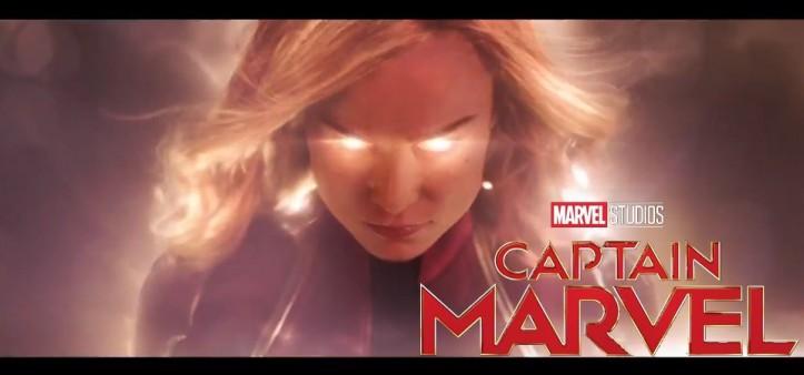 Captain Marvel - Trailer Oficial