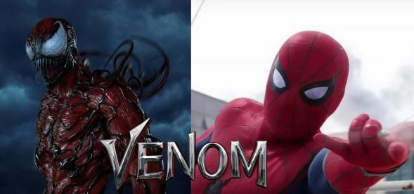 Carnificina, Homem-Aranha e as duas cenas pós-créditos de Venom