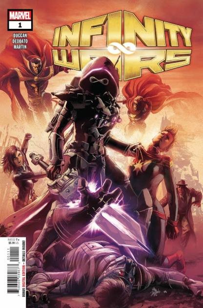 Guerras Infinitas #1 (2018)