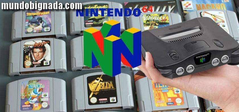 Especulando os 20 ou 30 jogos do Nintendo 64 Classic Mini