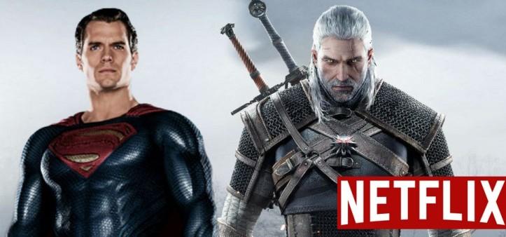 Henry Cavill será Geralt of Rivia na série do The Witcher da Netflix
