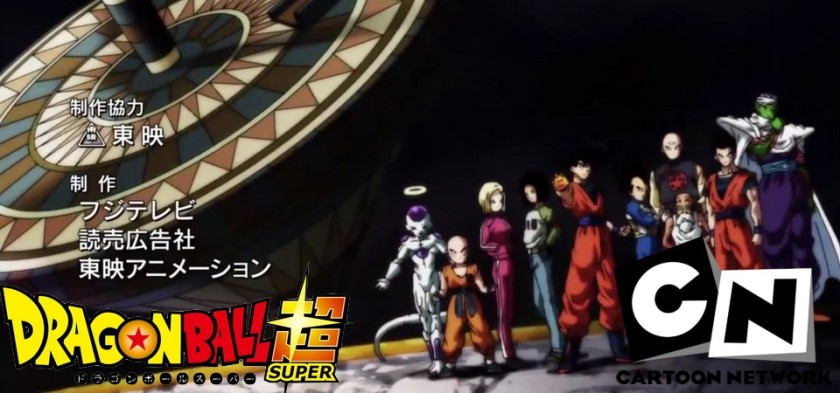 Liberada a versão dublada brasileira da segunda abertura de Dragon Ball Super - Limit Break X Survivor