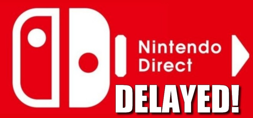 Nintendo Direct 09 06 2018 - Evento Digital é Adiado por causa do Terremoto no Japão