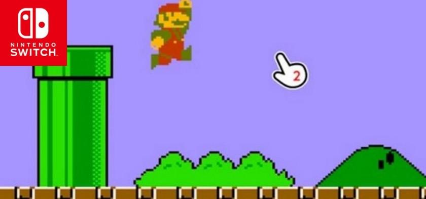 Primeiro Gameplay dos games de NES rodando no Nintendo Switch Online
