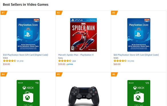 TOP 1 Amazon - Marvel´s Spider-Man