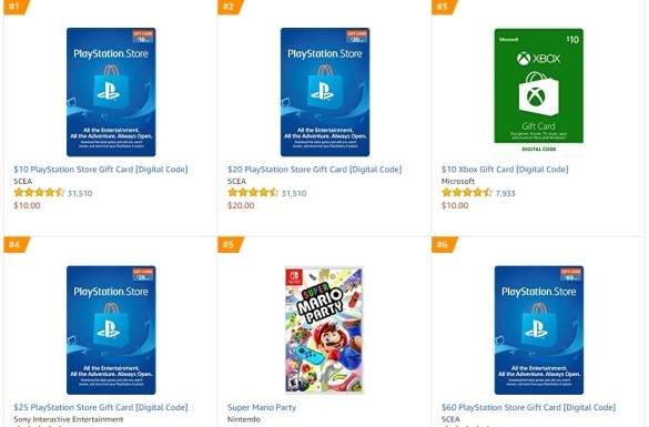 TOP 1 Amazon - Super Mario Party