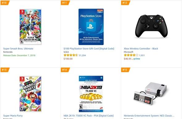 TOP 2 3 Amazon - Super Smash Bros Ultimate Super Mario Party