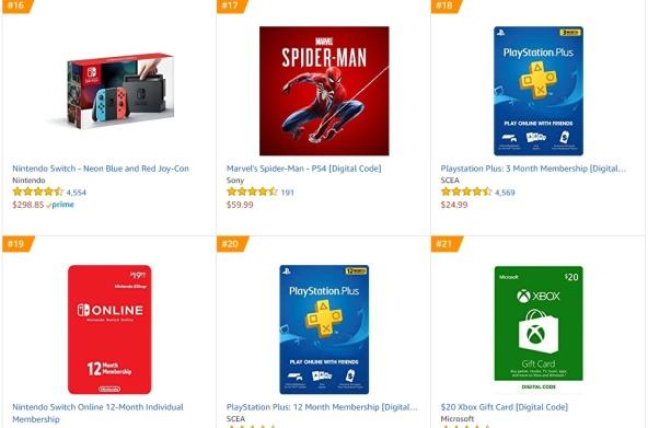TOP 4 Amazon - Marvel´s Spider-Man Digital