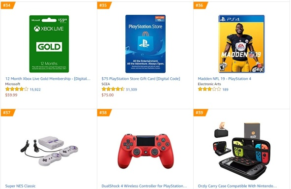 TOP 9 Amazon - Madden NFL 19