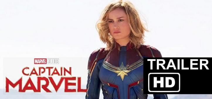 Trailer de Capitã Marvel pode sair ainda em setembro