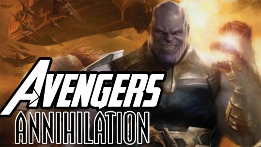 The Avengers 4 Annihilation