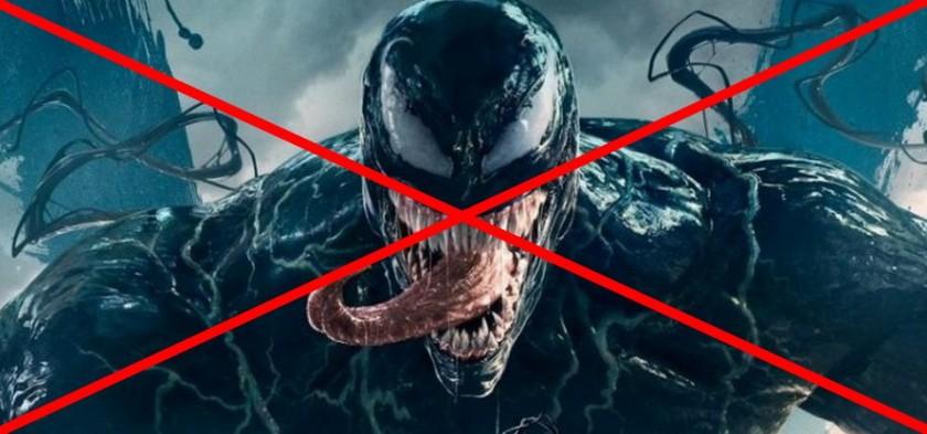 Primeiras reações de Venom comparação com Mulher-Gato e Quarteto Fantástico