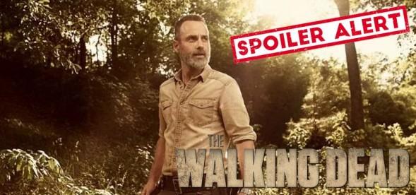 The Walking Dead - Revelado como será o fim de Rick Grimes