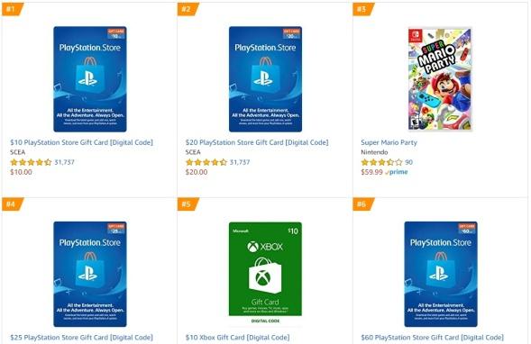 Top 1 Amazon - Super Mario Party