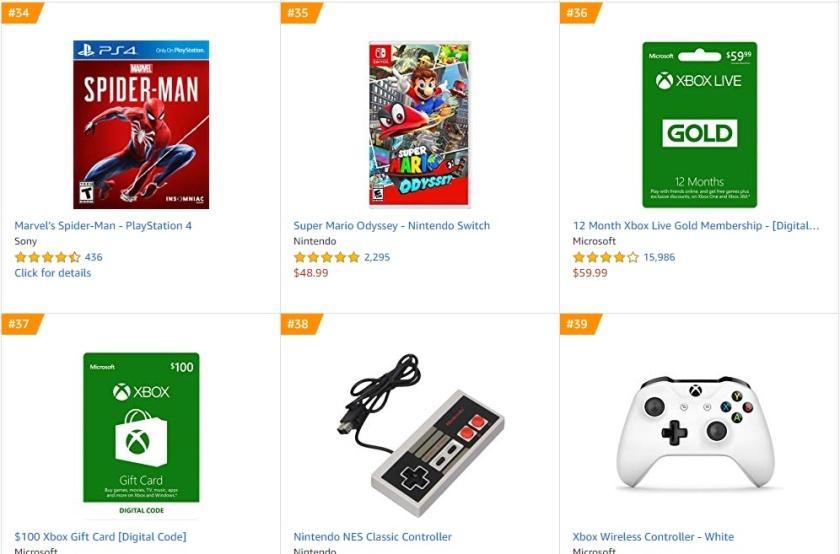 Top 10 Amazon - Marvel´s Spider-Man