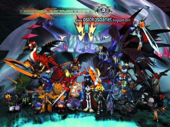 Digimon X-Evolution (2005): Legendado (Em Inglês)