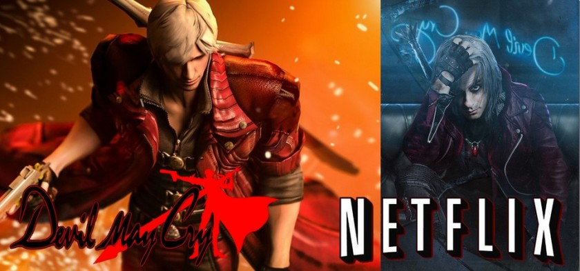 Anunciado anime de Devil May Cry para Netflix