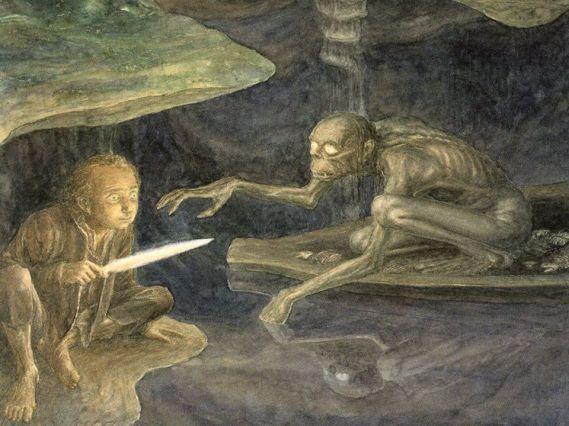 Hobbit - Pocket Riddle