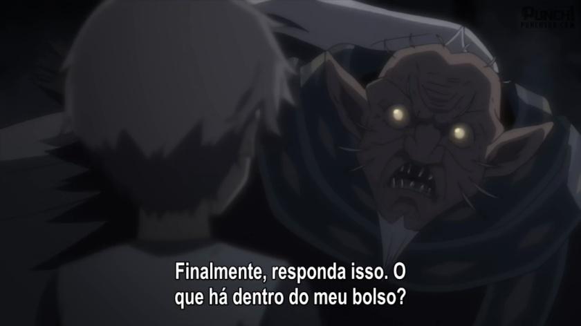 Charada de Bilbo Bolseiro - Goblin Slayer - Episódio 8