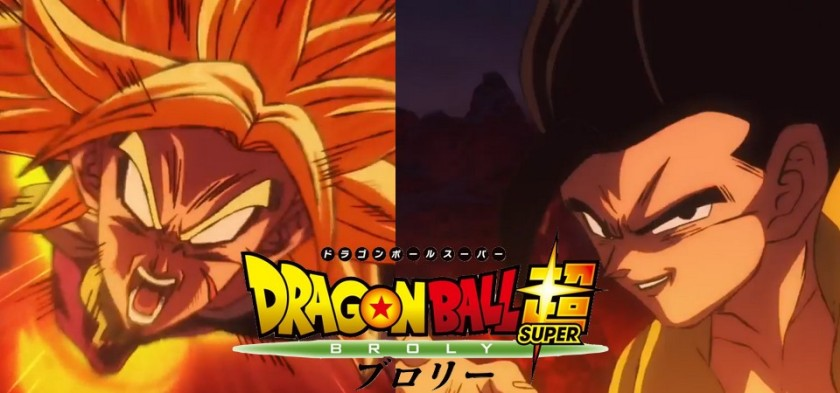 Dragon Ball Super Broly - Gogeta Vs. Broly em novo trailer do filme