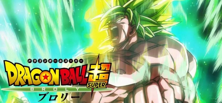 Dragon Ball Super - Broly - Trailer #3 Final
