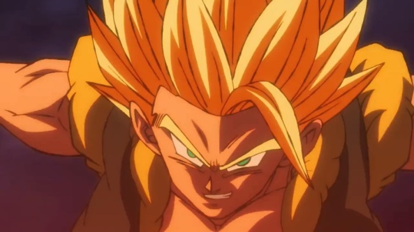 Gogeta Super Sayajin - Dragon Ball Super Broly