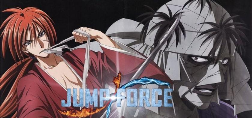 Kenshin e Shishio são anunciados para Jump Force