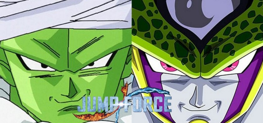 Picollo e Cell são anunciados para Jump Force