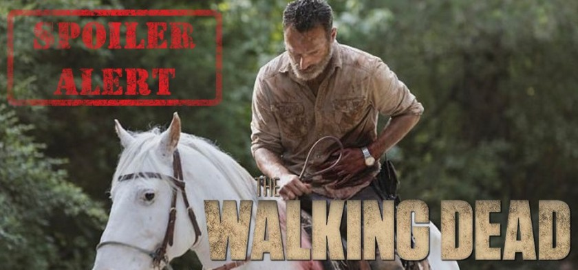 The Walking Dead - Vaza Sinopse do TWD S09E06