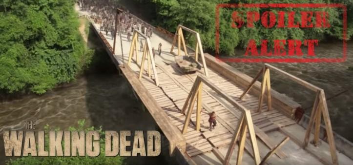 Vaza qual o destino final de Rick Grimes em The Walking Dead S09E05