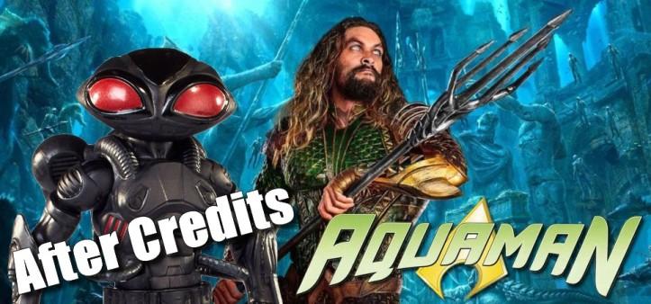 Aquaman - Black Manta After Credits