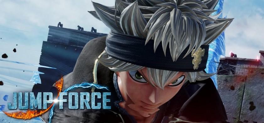 Asta de Black Clover é anunciado para Jump Force