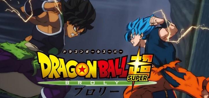 Dragon Ball Super Broly - Filme estreia dia 3 de janeiro de 2019 no Brasil
