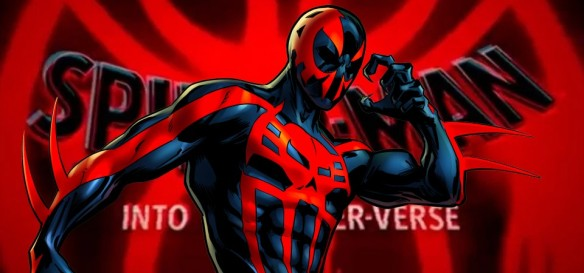 Homem-Aranha 2099 e a Cena Pós-Créditos de Homem-Aranha no Aranhaverso