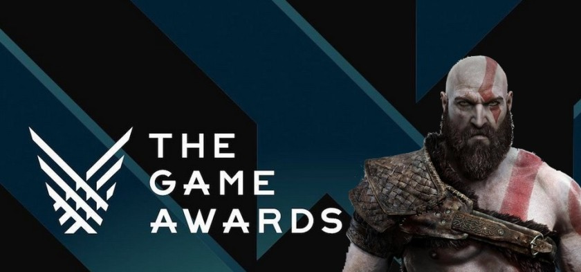 The Game Awards 2018 - God of War GOTY