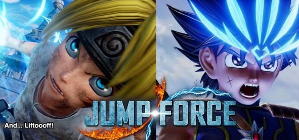 Boruto e Dai são anunciados para Jump Force