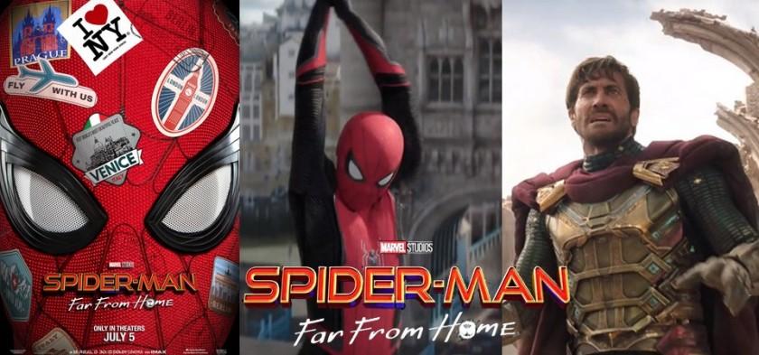 Homem-Aranha - Longe de Casa - Teaser Trailer