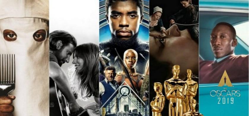 Lista dos Indicados ao Oscar 2019